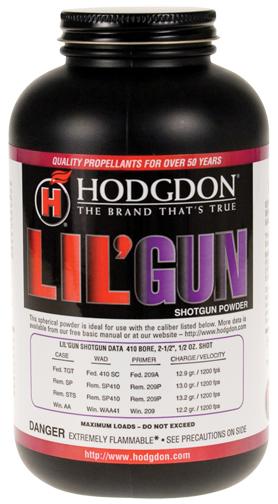 HODGDON POWDER LIL' GUN 1LB